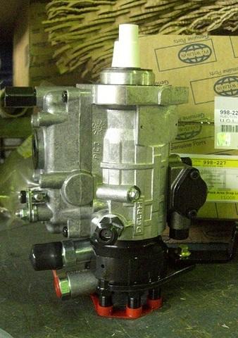 Насос топливный высокого давления / INJECTION PUMP АРТ: 998-227