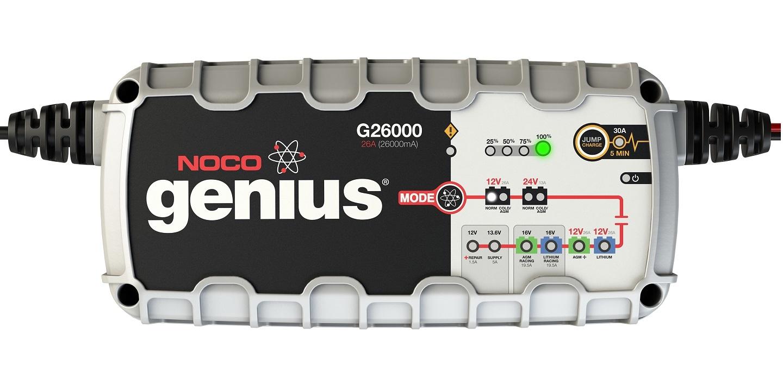 Пуско-зарядное устройство NOCO Genius G26000EU
