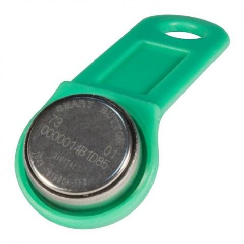 Электронный ключ DS-1990A (зеленый)