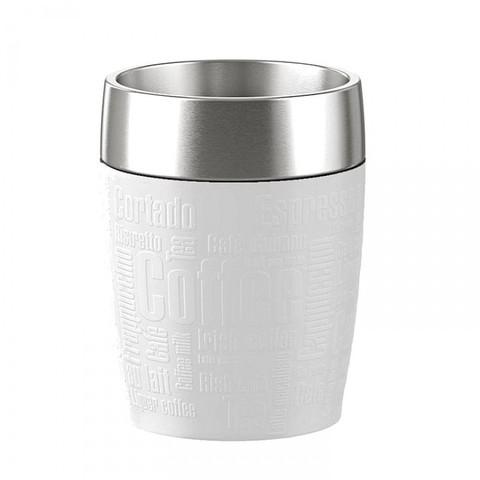 Термокружка Emsa Travel Cup (0,2 литра), белая