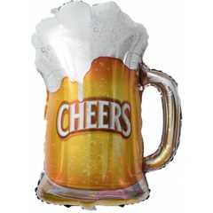 К Фигура, Пиво в кружке, 29''/74 см, 1 шт.