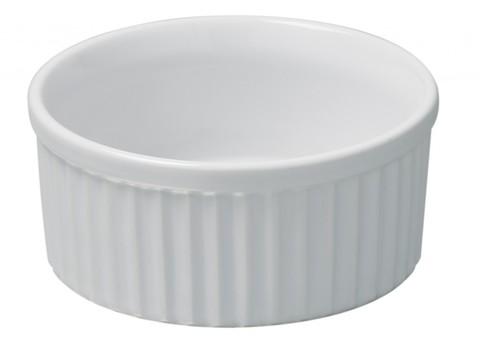 Фарфоровая форма для запекания/рамекин, белая, артикул 615068, серия French Classics