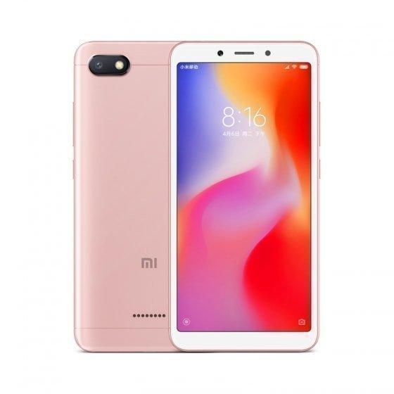Xiaomi Redmi 6A 3/32gb Rose Gold pink1.jpg