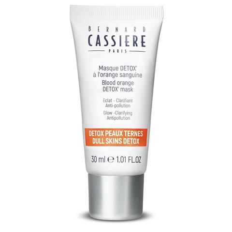 BERNARD CASSIERE линия с экстрактом Красного апельсина: Детокс-маска для лица (Glow-Clarifying Antipollution), 30мл