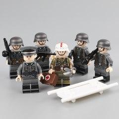 Минифигурки Военных Немецкая Армия серия 419