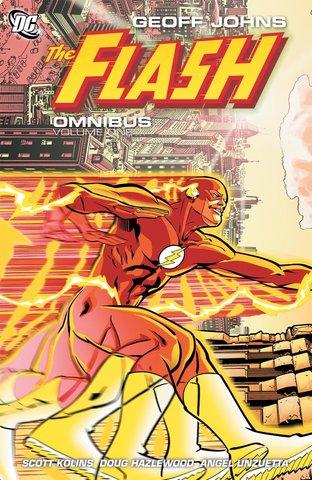 The Flash Omnibus by Geoff Johns. Volume 1 (Б/У)