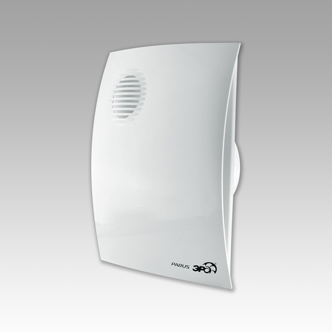 Вентилятор Эра PARUS 5-02 D 125 Шнурок вкл/выкл