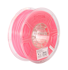 PLA+ пластик ESUN 1,75мм 1кг, Рожевий для 3D принтера