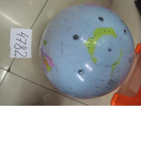 СПЕЦЦЕНА Мячик надувной, 25 см., КР4782