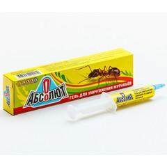 Средство от насекомых Абсолют От муравьев гель 5 мл