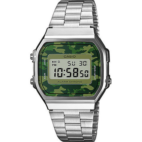 Наручные часы CASIO A-168WEC-3E