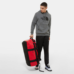Сумка-баул The North Face Base Camp Duffel M Tnf Red/Tnf Black - 2