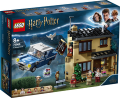 Lego konstruktor Harry Potter 4 Privet Drive