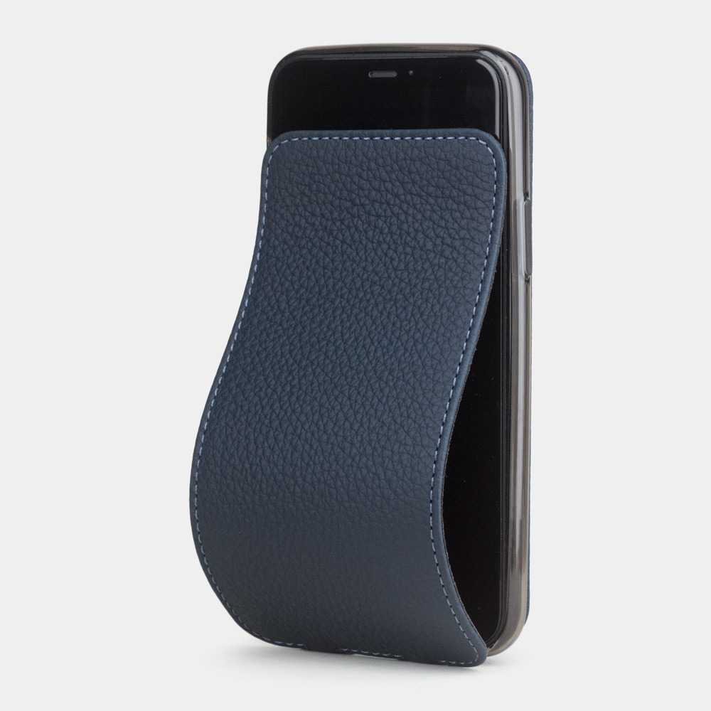 Case for iPhone 11 Pro Max - blue mat