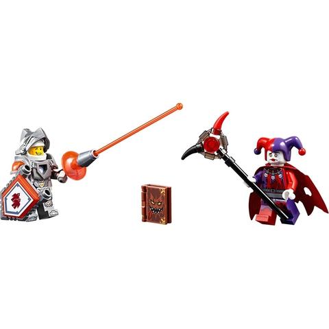 LEGO Nexo Knights: Джестро-мобиль 70316 — Jestro's Evil Mobile — Лего Рыцари Нексо