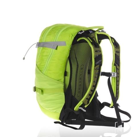 Картинка рюкзак велосипедный Osprey Syncro 20 Velocity Green - 4