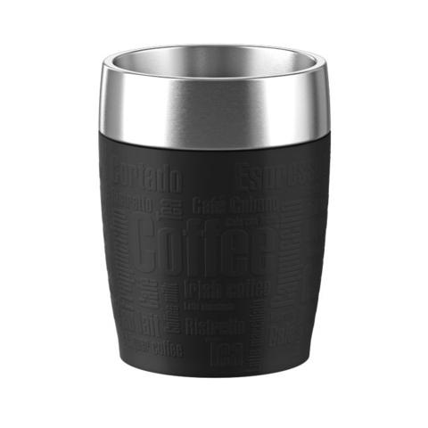 Термокружка Emsa Travel Cup (0,2 литра), черная