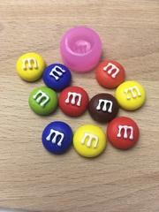 Молд M&M's Ассорти