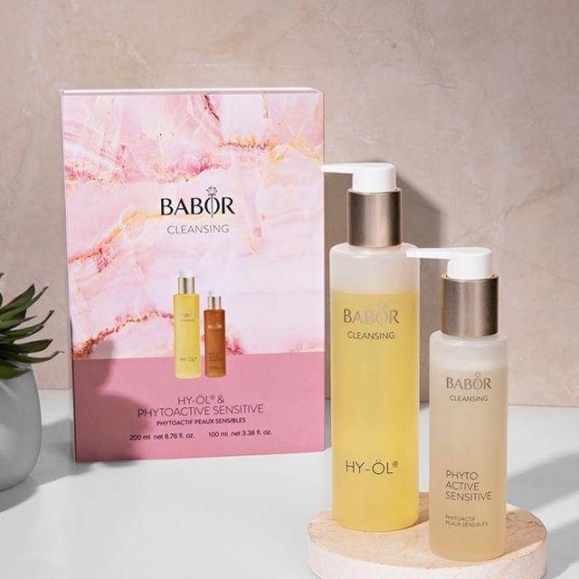Набор Babor HY-Oil+Phytoactive Sensitive для чувствительной кожи