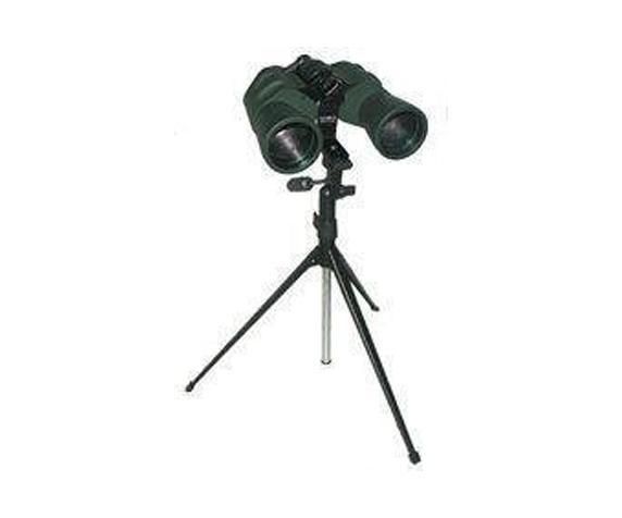 Бинокль Sturman 10x50 с сеткой зелёный - фото 2