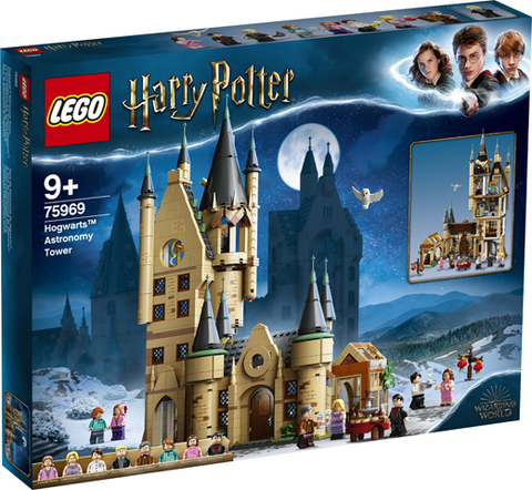 Lego konstruktor Hogwarts Astronomy Tower