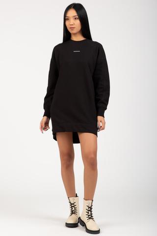Платье MICRO BRANDING CREW NECK DRESS Calvin Klein Jeans