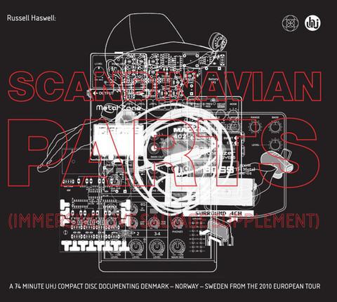 Scandinavian Parts (Immersive Live Salvage Supplement)