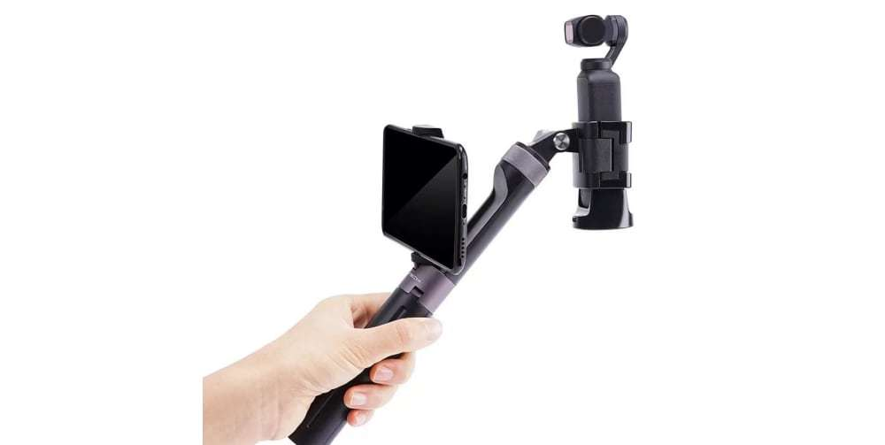 Штатив-рукоятка PgyTech Hand Grip & Tripod for Action Camera