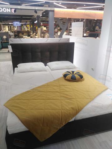 Кровать Sontelle Росс с основанием