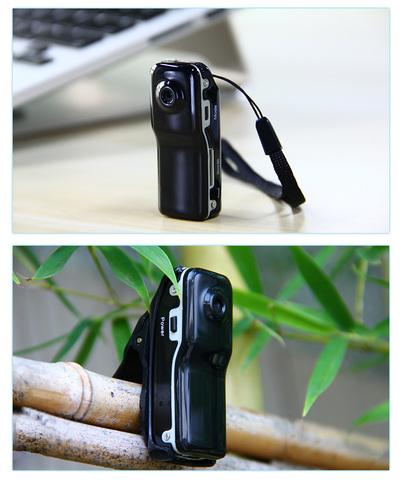 Мини-видеокамера диктофон Mini DV Voice Recorder MD80