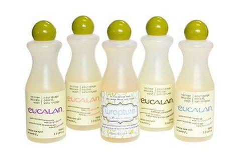 Средство для стирки Eucalan набор из 5 ароматов