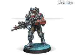 Yaogat Hacker (вооружен Combi Rifle)