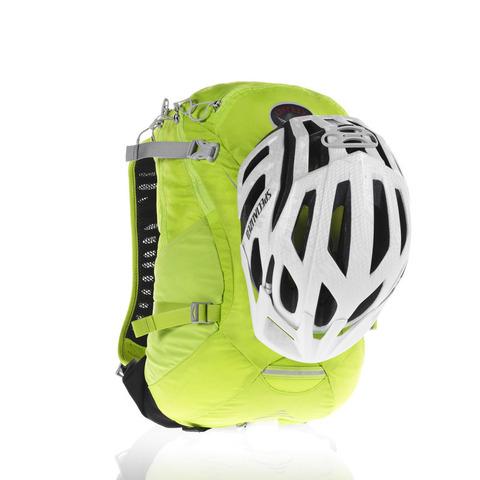 Картинка рюкзак велосипедный Osprey Syncro 20 Velocity Green - 5