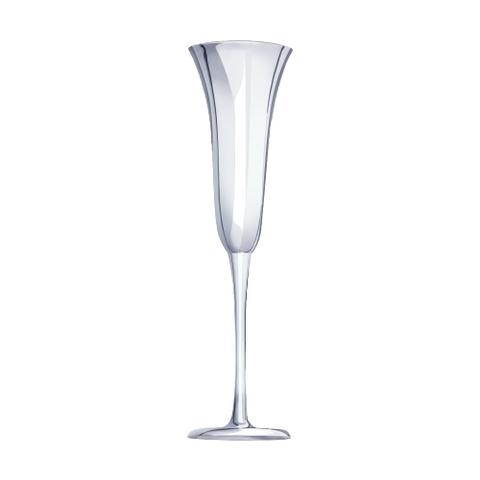 2301030002- Фужер из серебра для шампанского