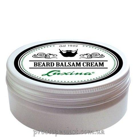 Luxina Beard Balsam Cream No Rinse - Крем-бальзам для бороды