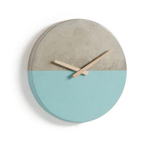 Часы настенные Slane из цемента