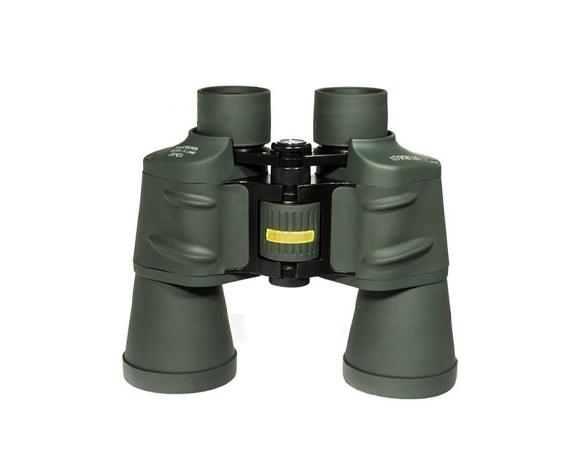 Бинокль Sturman 10x50 с сеткой зелёный - фото 4