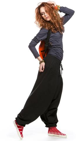 Осенние штаны алладины Камчатка