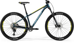 Горный велосипед найнер Merida Big.Trail 500 синий