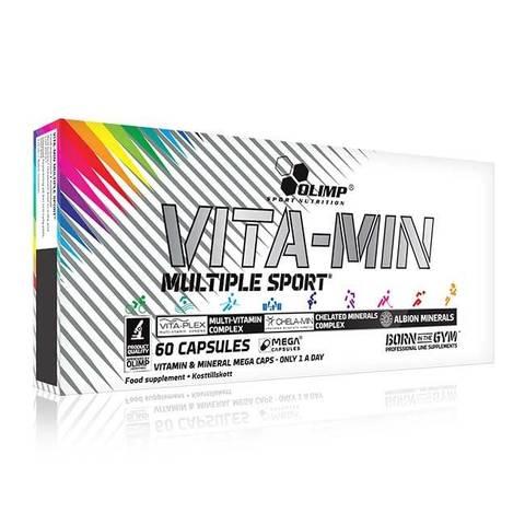 OLIMP Vita-min Multiple sport 60 капсул
