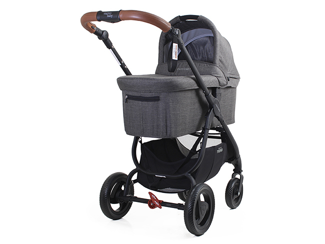 Люлька Valco baby External Bassinet для Snap Trend, Snap 4 Trend, Snap 4 Ultra Trend / Charcoal