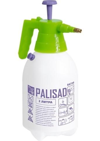 Опрыскиватель 2л с насосом и клапаном сброса давления Palisad