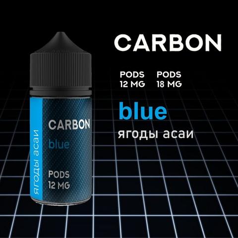 Жидкость Carbon 30 мл Blue