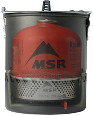 Система приготовления пищи MSR Reactor 1.0L Stove System - 2