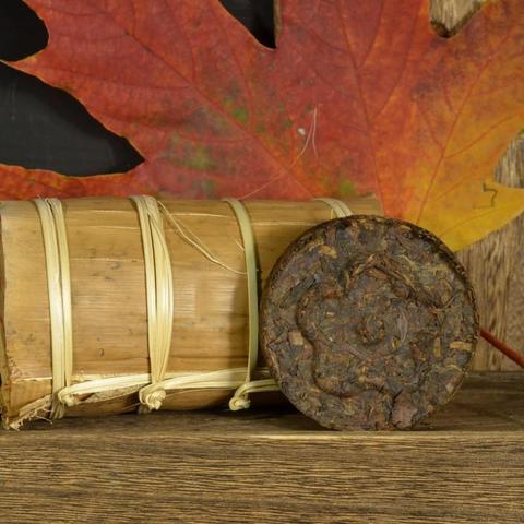 Пуэр в плитках «Цветок», Чай Пуэр