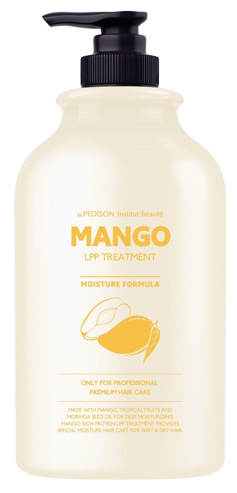 Маски Маска для волос с Маслом манго, PEDISON, Institut-Beaute Mango Rich LPP Treatment, 500 мл 004754.jpg