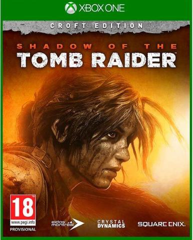 Shadow of the Tomb Raider. Издание Croft (Xbox One/Series X, русская версия)