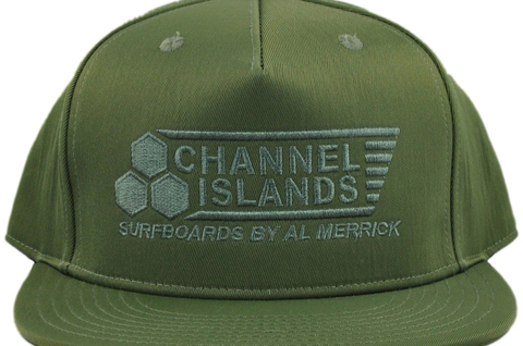 CHANNEL ISLAND Flag Snapback Hat