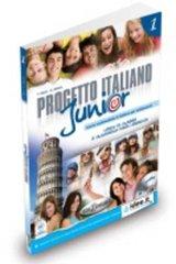 Nuovo Progetto italiano Junior 1 Libro + Quader...