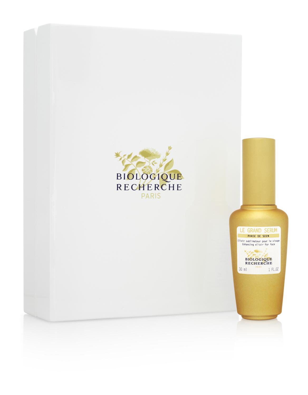 Эликсир для улучшения кожи лица BIOLOGIQUE RECHERCHE Le Grand Serum 30 мл